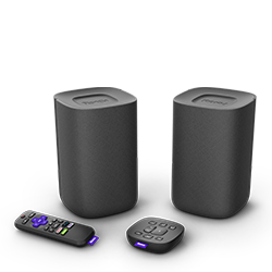 Thumbnail of Roku TV Wireless Speakers